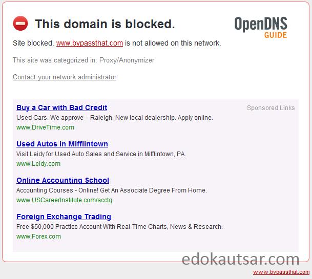 bypassthat.com - Cara masuk situs yang diblokir