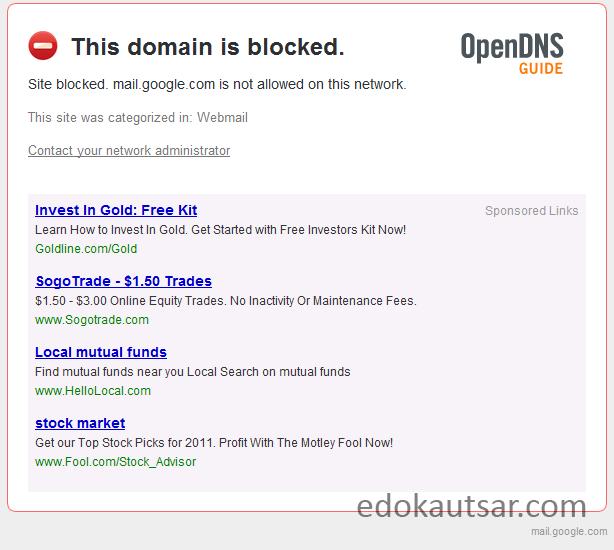 gmail.com - Cara membuka situs yang diblokir